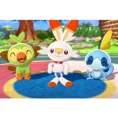 Pokemon Sword & Shield blog