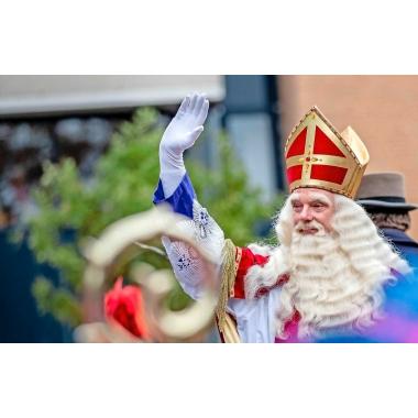 Intocht Sinterklaas 2020