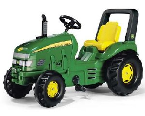 Rolly Toys 035632 RollyX-Trac John Deere Tractor