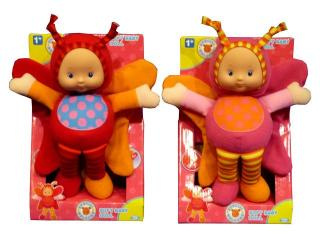 Image of Soft Baby Doll 27.5cm Assorti 42607656839