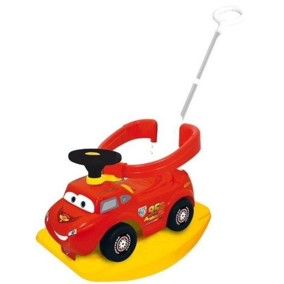 DisneyCars 4in1 Activity Racer