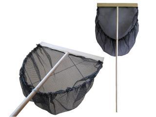 Garnalennet 40cm Zwart