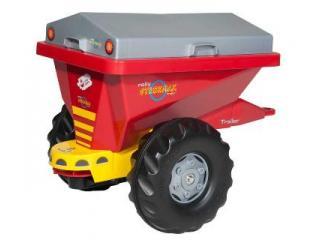 Image of Rolly Toys John Deere RollyStreumax Trailer 4006485125128