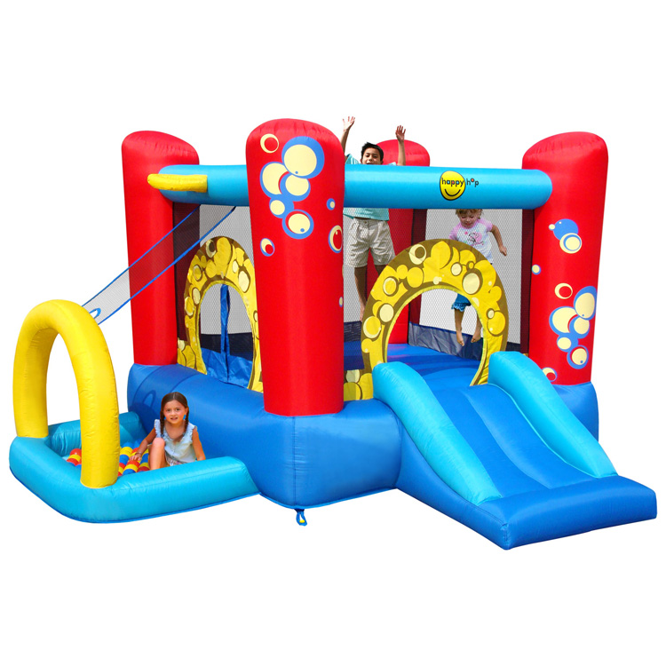 Springkussen 4-in-1 playcenter