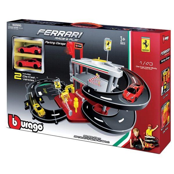 Burago 1:43 Ferrari Garage