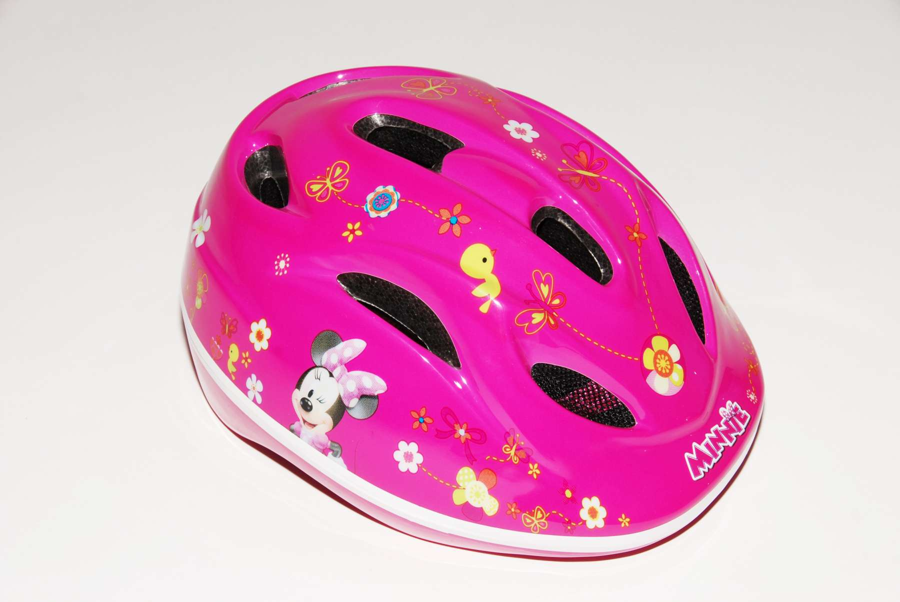 Fietshelm Disney Minnie Bow-Tique