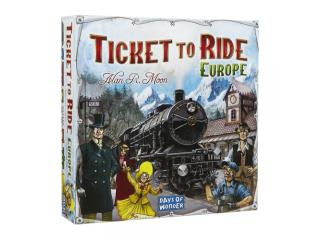 Image of Ticket To Ride Europe 824968717523