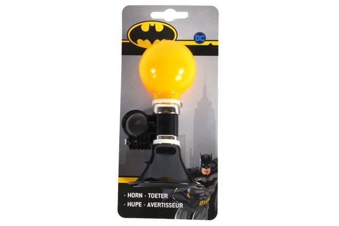 Batman Fietstoeter - Zwart Geel