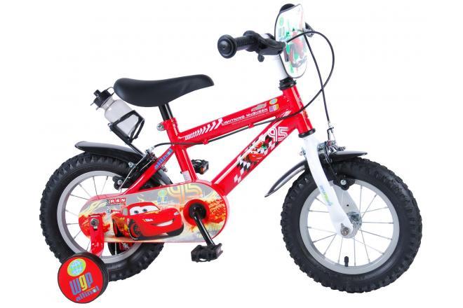 Disney Cars Kinderfiets - Jongens - 12 inch - Cars - 2 handremmen
