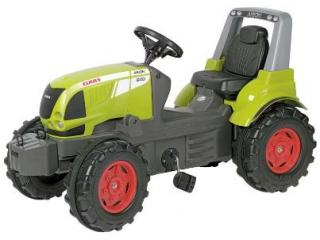 Traptractor Claas Arion