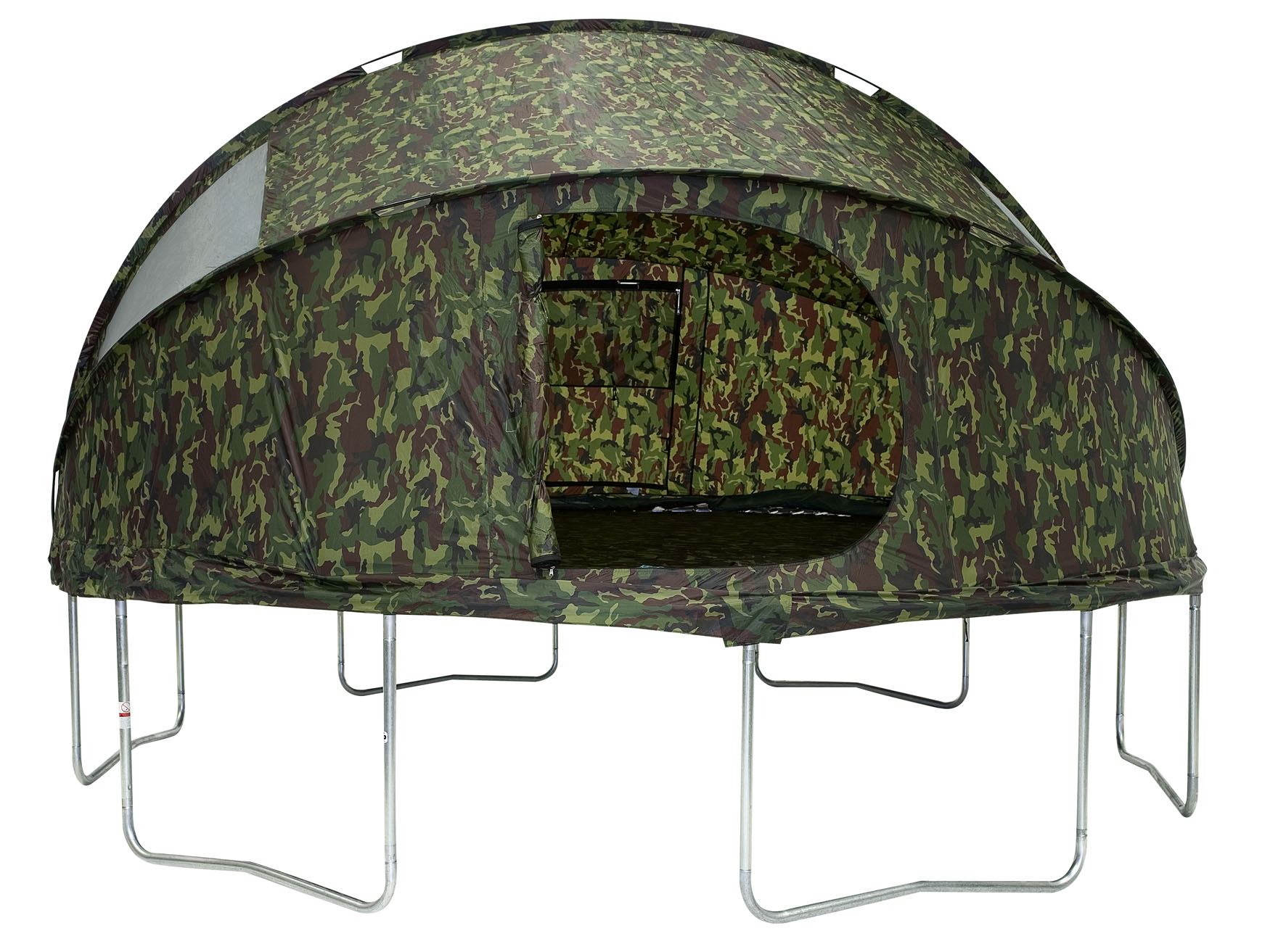 Etan trampoline tent 14 4.30m army