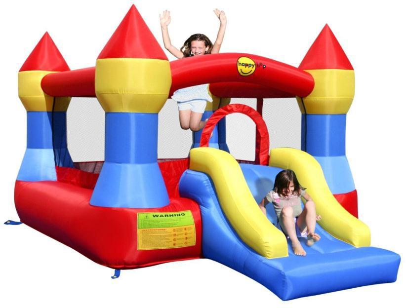 Springkussen Jumper & Slider