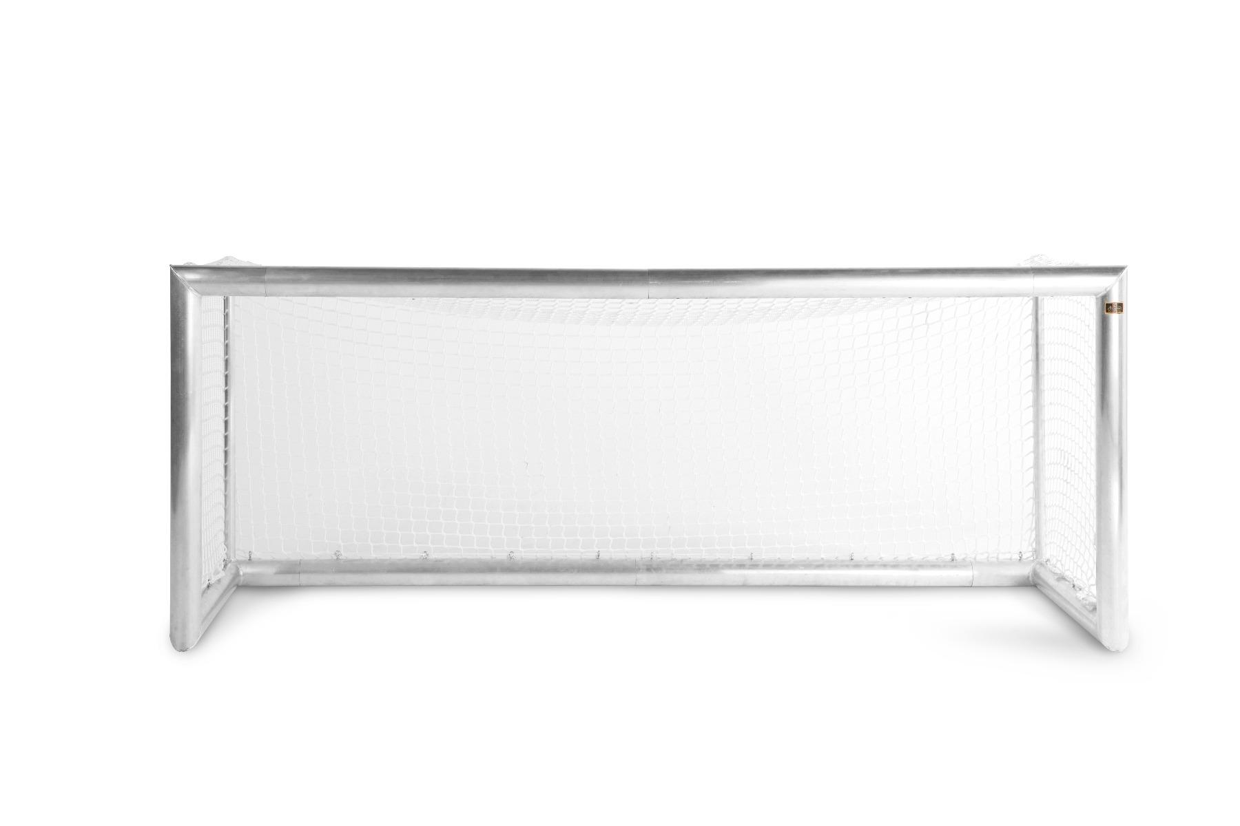 Image of 2 * Aluminium Goal 2,50 x 1,00 incl. net + Avyna-Bal 8717662619205