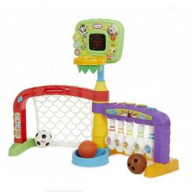 Little Tikes 3in1 Sports Zone met Geluid