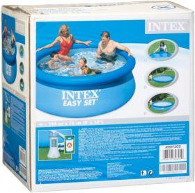 Intex Easy Set Zwembad 244x76cm + Pomp