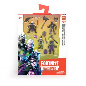 Epic Games Fortnite Battle Royale Collection Figuren + Wapens