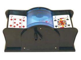 Kaartschudmachine Manueel