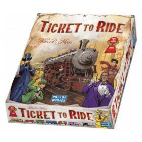Asmodee Ticket To Ride USA