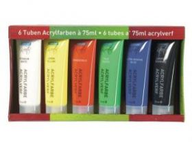 Toppoint Acrylverf 6 x 75 ml