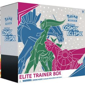 Pokemon: Cosmic Eclipse - Trainer Box