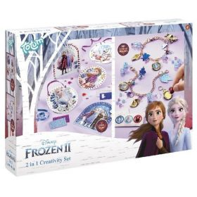 Totum 2-in-1 Creativity Set Disney Frozen 2