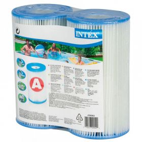 Intex Filter Cartridge Type A Duopak -  2 stuks