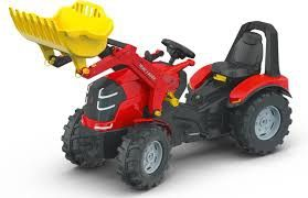 Rolly Toys Tractor X-Trac Premium met Lader 154x56,5x91cm