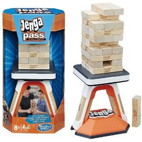 Hasbro Kids Game Jenga Pass Challenge