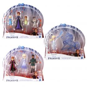 Disney Frozen 2 Mini Figuren Assorti