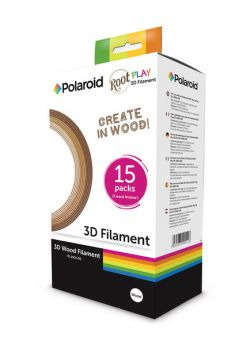 Polaroid 3D PL-3D-FP-2501 Polaroid Root Play Filament.