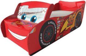 Worlds Apart Disney Cars - Lightning McQueen autobed met Led