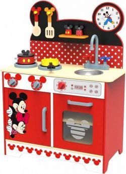 Keukentje hout Mickey Mouse: 60x30x83 cm