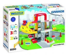 Wader Garage met Lift 3 Verdiepingen