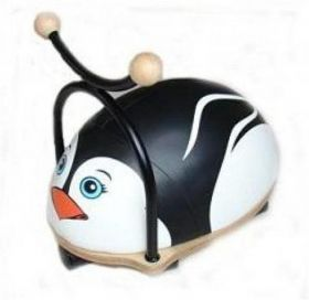 Simply for Kids Houten Ride On Pingu
