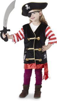 Piraten verkleedset
