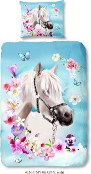 Dekbed Good Morning paard 140x220cm