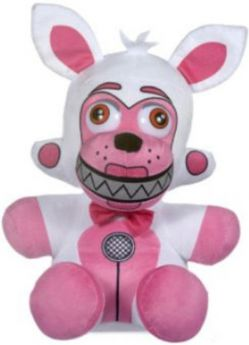 Pluche Five Nights at Freddy`s Funtime Foxy