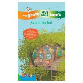 Zwijsen Het Grote AVI Start Boek Kom In De Hut