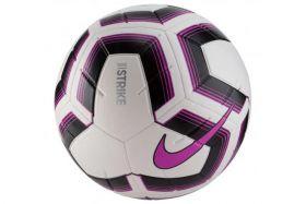 Voetbal Nike - Zwart Wit Paars - Maat 5