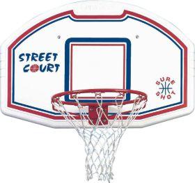 Bronx basketbalbord met muursteun