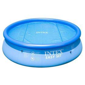Intex Zwembad 457x107cm + Pomp
