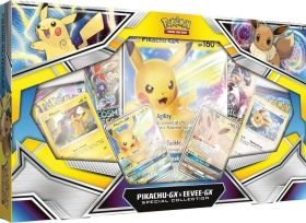 Pokemon: Pikachu GX & Eevee-GX Special Collection