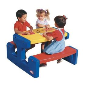 Little Tikes Grote Picknicktafel Primary
