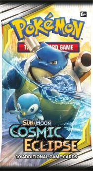 Pokemon Sun & Moon Cosmic Eclipse - Booster Pack