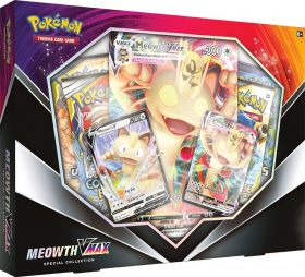 Pokemon Meowt VMX Special Edition Collection Box