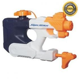 NERF Super Soaker Squall Surge - Waterpistool