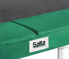 Salta Trampoline Rand Groen voor Trampoline 214x305cm