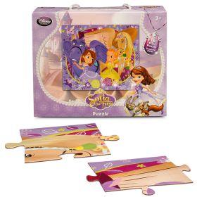 Sofia het Prinsesje Puzzel 16 stukjes