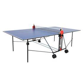 Indoor Tafeltennistafel Sponeta Hobbyline Compact Blauw