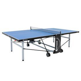Outdoor Tafeltennistafel Schoolline Compact Plus Blauw